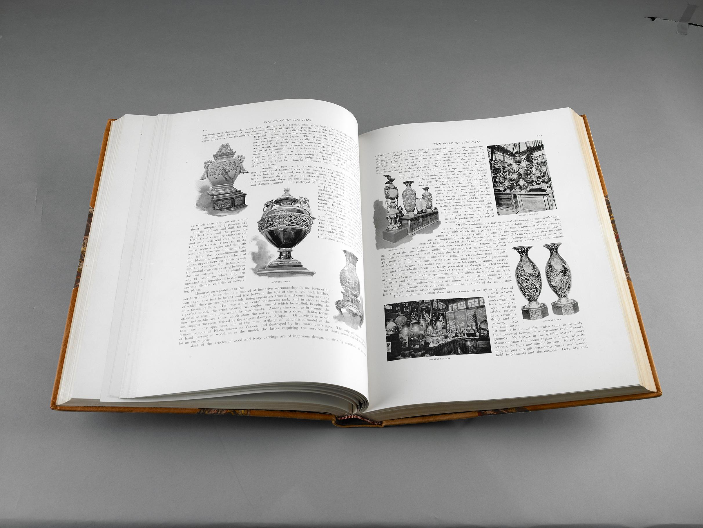 The Book of the Fair, Hubert Howe Bancroft (opened), 1893, Photograph by John Faier, © Driehaus Museum, 2013