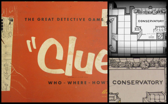 Conservatory in Clue