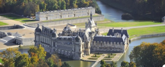 Domaine de Chantilly, France