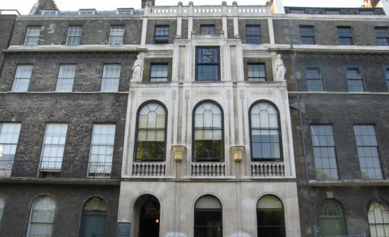 Sir John Soane's Museum, No. 13, Lincoln's Inn Fields, London.
