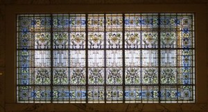 Tiffany Window Winona National Bank
