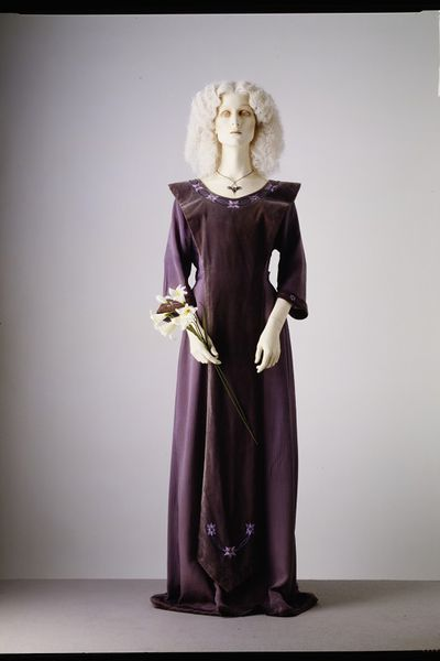 Medieval-style dress, Liberty & Co., ca. 1905. Via the Victoria and Albert Museum, http://collections.vam.ac.uk/item/O74916/dress-liberty-co-ltd/