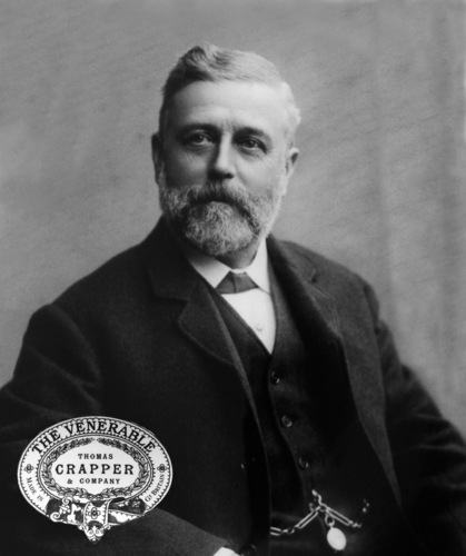 Thomas Crapper (1836-1910)