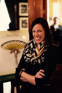 Laura-Caroline, Collections & Exhibitions Manager at the Driehaus Museum
