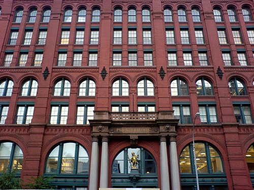 puck building west