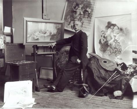 dornac-portrait-of-jules-cheret-1836-1932